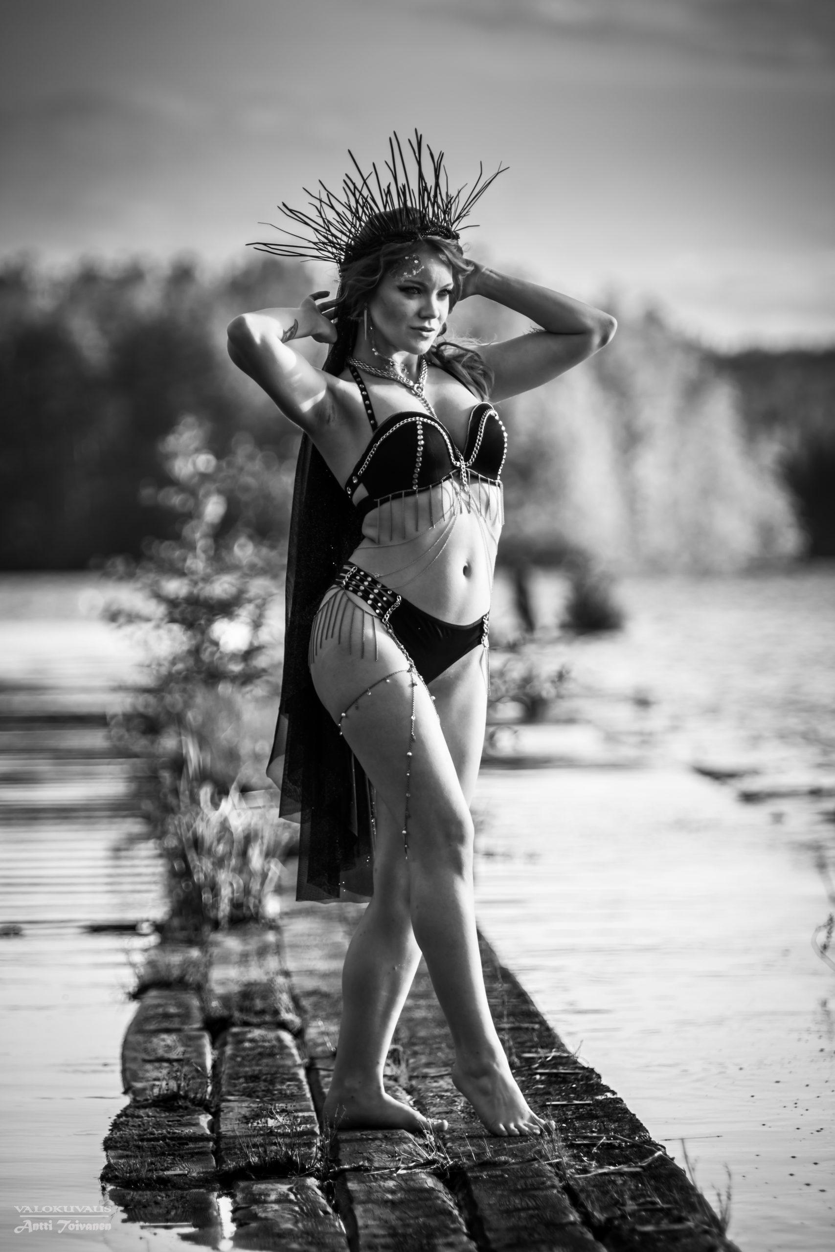 Alternative model Molla la Donna by Antti Toivanen Photography